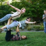 Acrobatics at Hampshire College