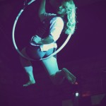 Ambient performance at Club Getaway
